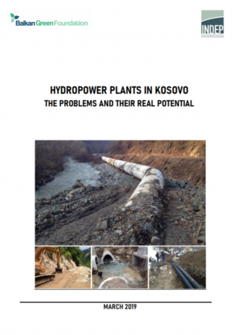 HYDROPOWER PLANTS IN KOSOVO THE PROBLEMS AND THEIR REAL POTENTIAL